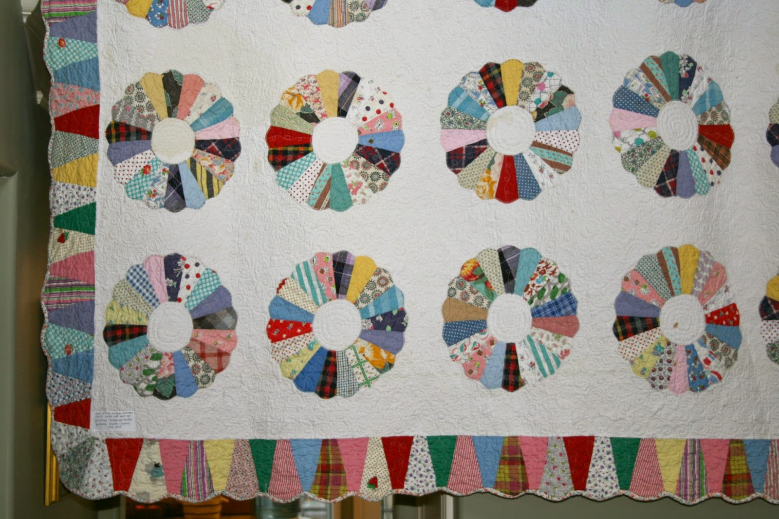 Diary of a Crafty Lady: My Love Affair with Antique Quilt Tops : antique quilt repair - Adamdwight.com