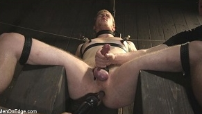 Edging the Captive Straight Boy – Chris Pryce