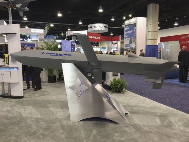 General Atomics looks to adopt DARPA s Gremlin Drone launch from C-130 effort to MQ-9 Reaper