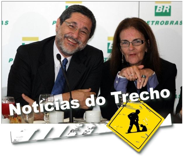 Resultado de imagem para Ex-presidentes da Petrobras foster
