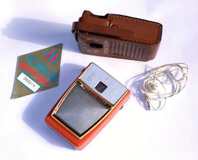 Voxson Magic - radio portatile - anni '60 - vintage - collezionismo