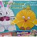 Wielkanocne zwierzaki z papierowej harmonijki