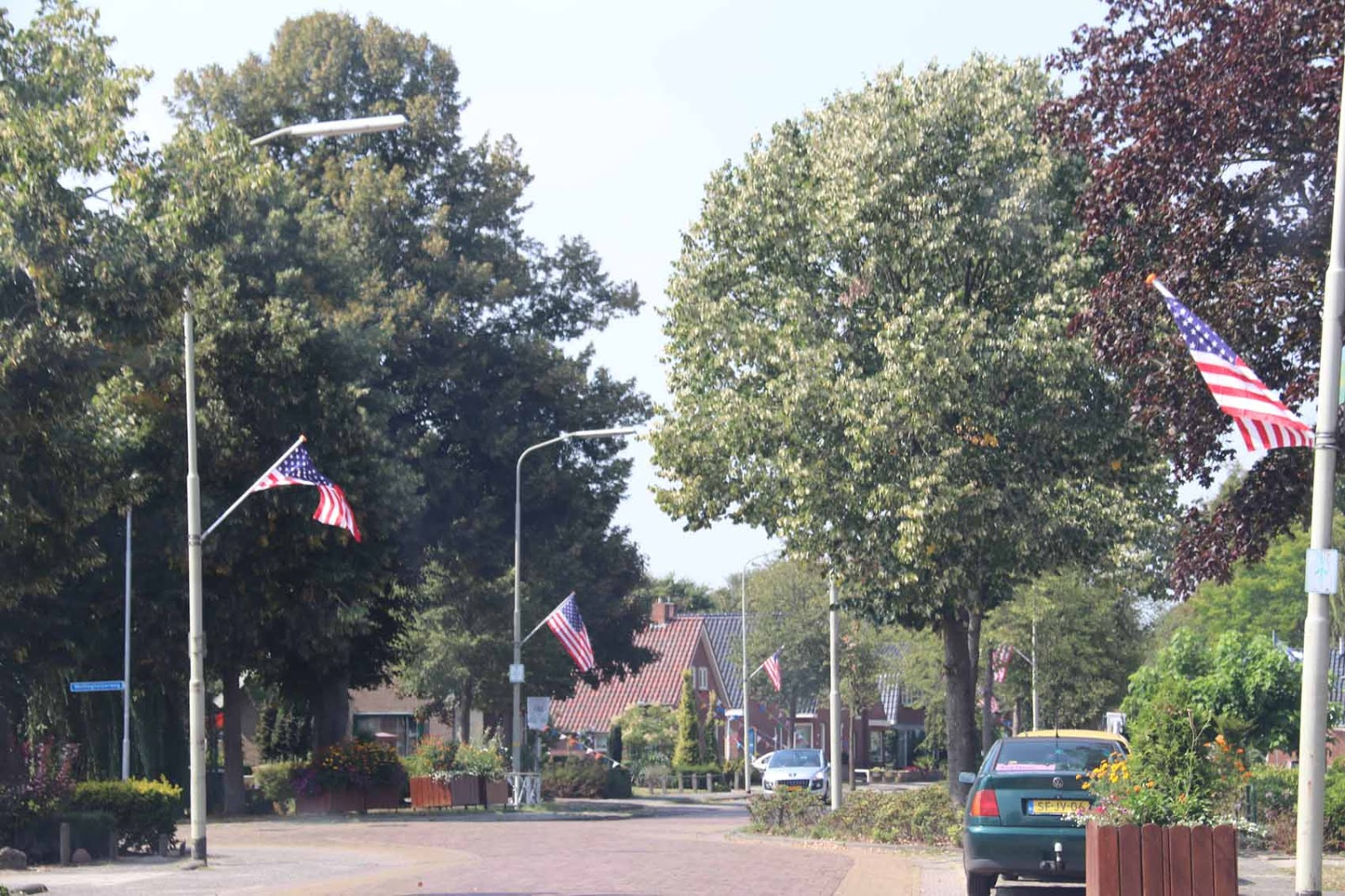Amerikan lippu Flag of the United States