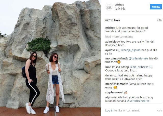 BFFs Erich & Julia Takes Over Ocean Park in Hong Kong!