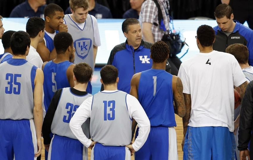 What S So Special About Kentucky Basketball: HOOP THOUGHTS