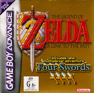 the legend of zelda a link to the past gba e four shows ( BR ) [ GBA ]