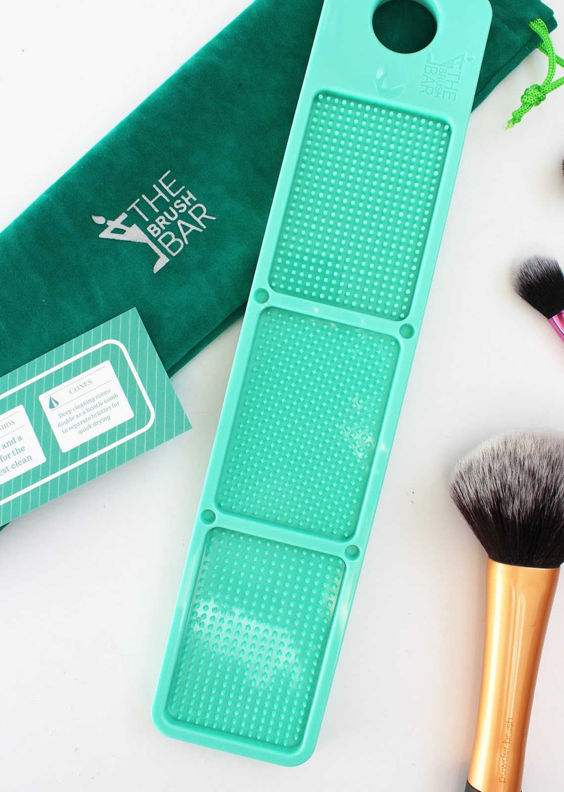 THE BRUSH BAR | The Brush Board + Brush Bar - CassandraMyee