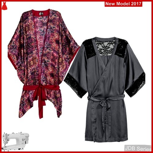JDB133 FASHION Patterned Hm Perempuan Kimono