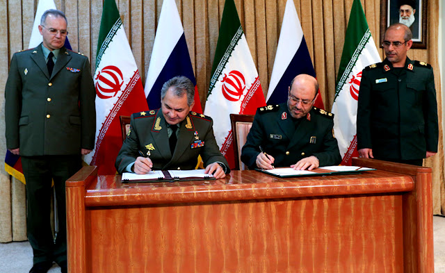 OPINION   Russia's Growing Military Power and Iran's Reaction