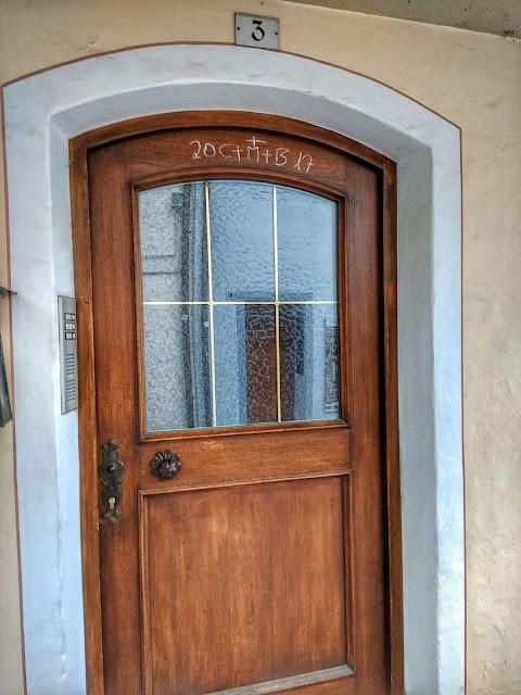 Puerta Sternsinger