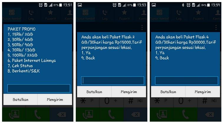 Paket Internet Murah Telkomsel Terbaru