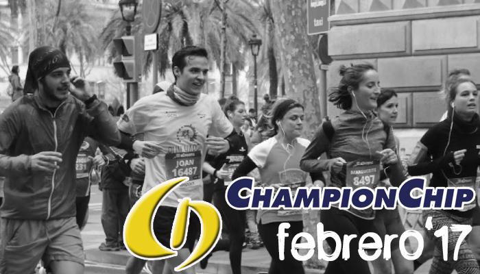 Lliga Championchip - Febrero 2017