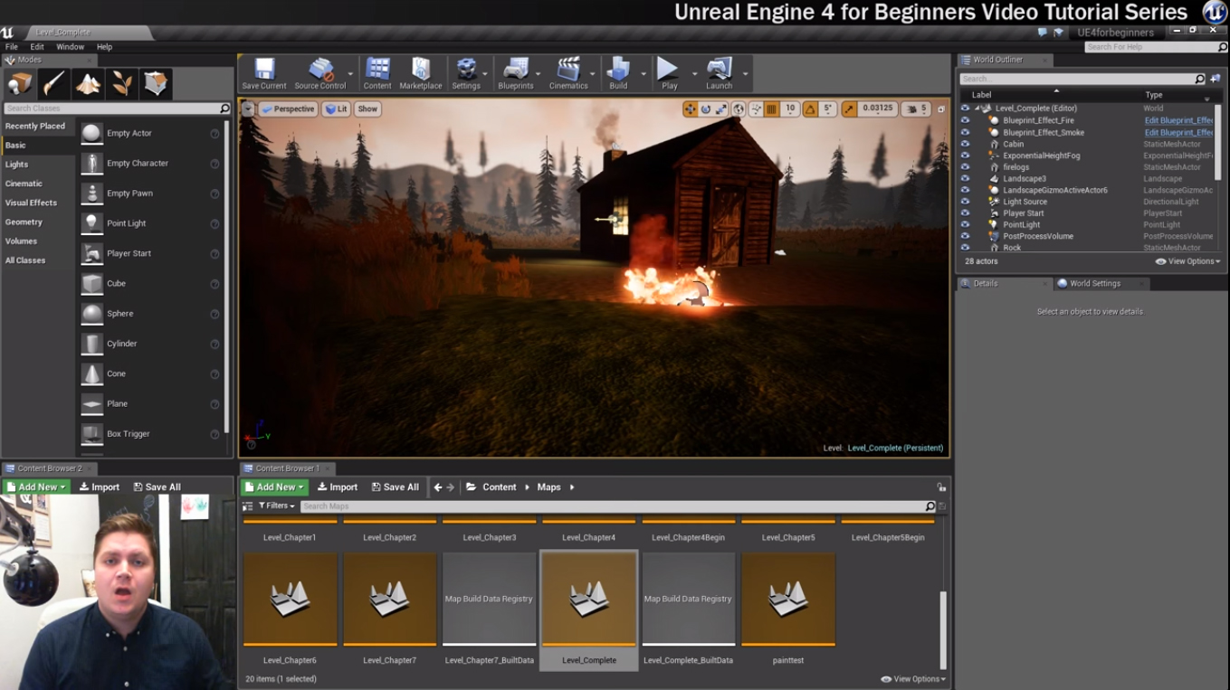 Unreal engine 4 tutorial for beginners by onlinemediatutor cghow 3ds maxadobe photoshopunityepic unreal enginesidefx houdiniblenderadobe lightroomrealflowadobe after effects nukefxtutorialsnewsartwork baditri Image collections
