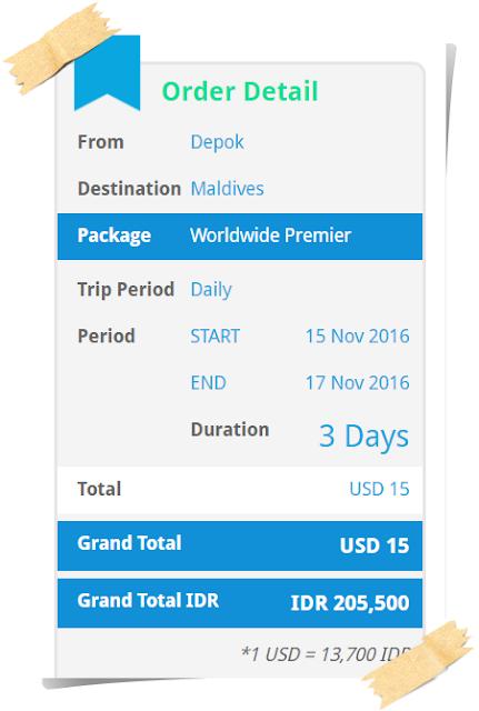 Informasi Lengkap Konsumen Travellin - Blog Mas Hendra