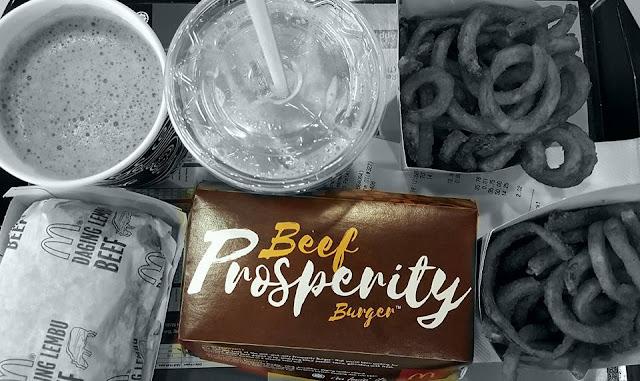Prosperity Burger McD.