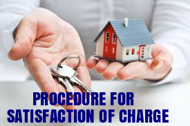 Procedure-For-Satisfaction-of-Charge