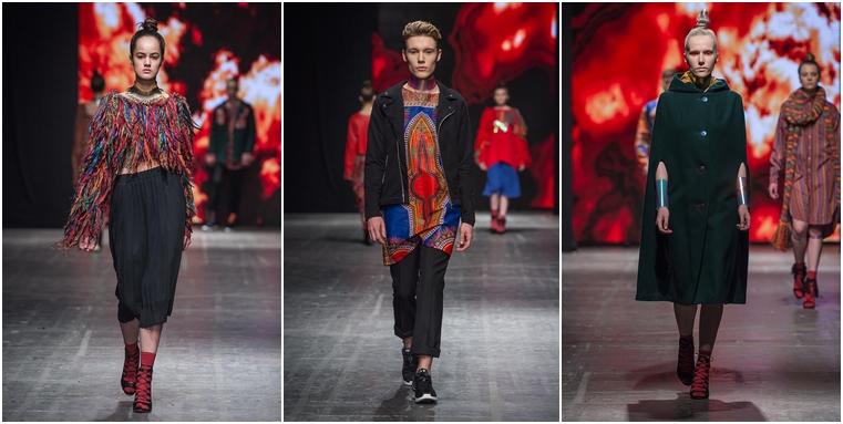 Pokaz kolekcji Klaudii Markiewicz na XIV edycji FashionPhilosophy Fashion Week Poland
