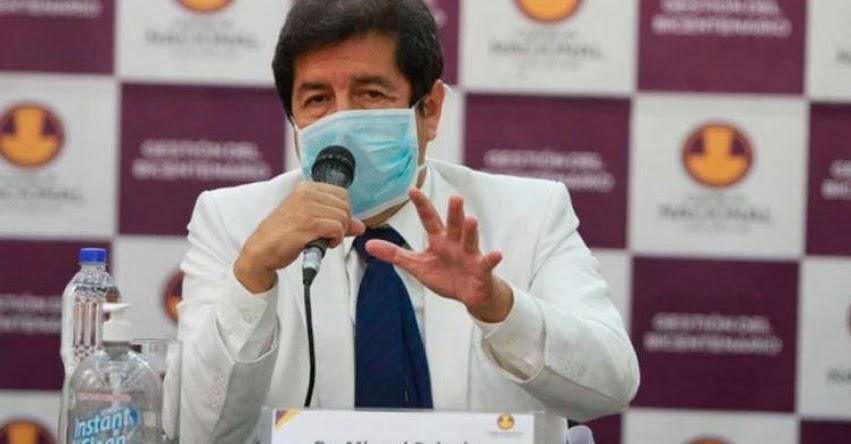 CMP: Colegio Médico del Perú evalúa proponer que se retorne a una cuarentena por 15 días