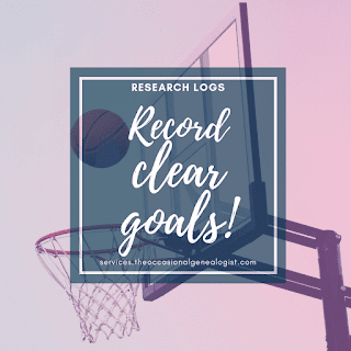 record clear goals
