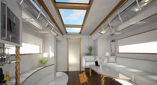 World's Most Expensive And Luxurious Mobile Home for Over $3 Million 4