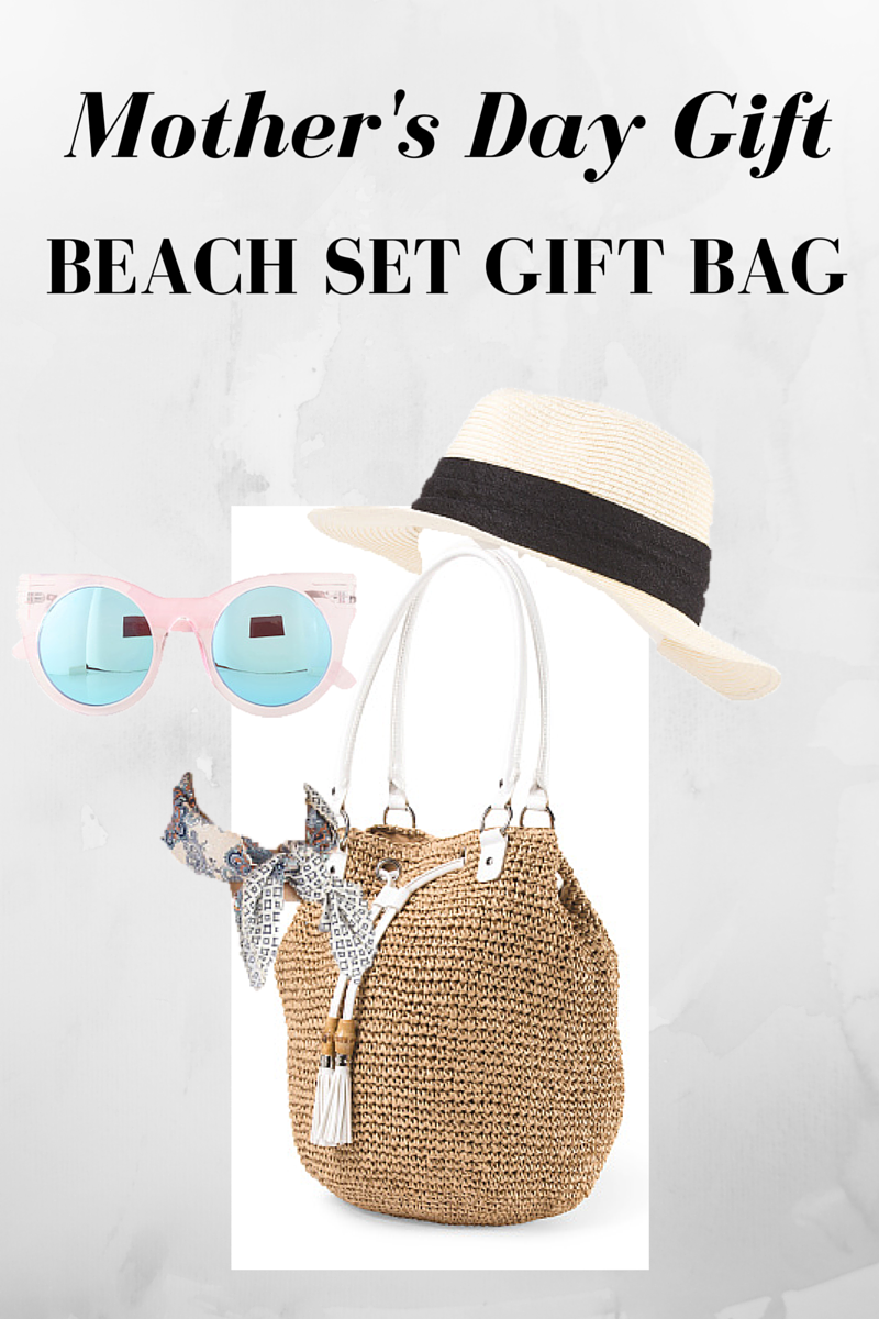 Mother's Day Gifts - Beach Set Gift Bag