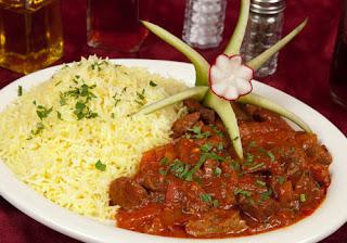 Beef Sauté (Dana Eti Sote)