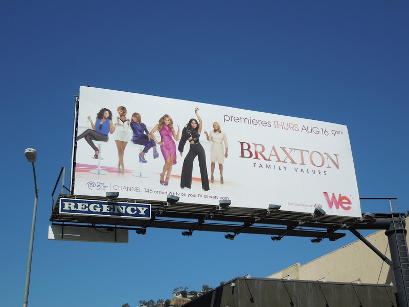 Braxton Family Values season 3 billboard