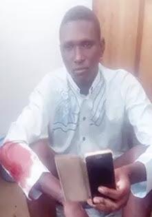 nysc corper steal phone ecobank ebonyi