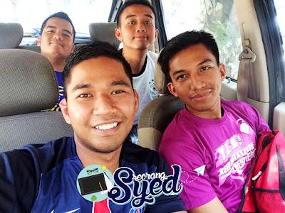 Bukit Broga Route