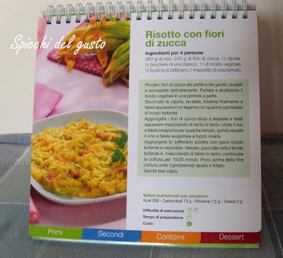 libro di ricette Equilibrio &Gusto