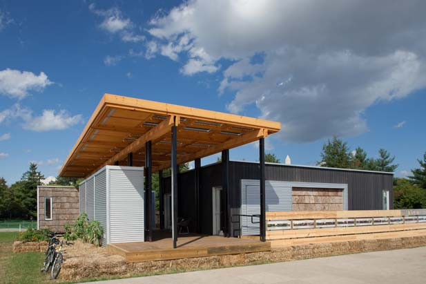 Solar Homestead by APPState University