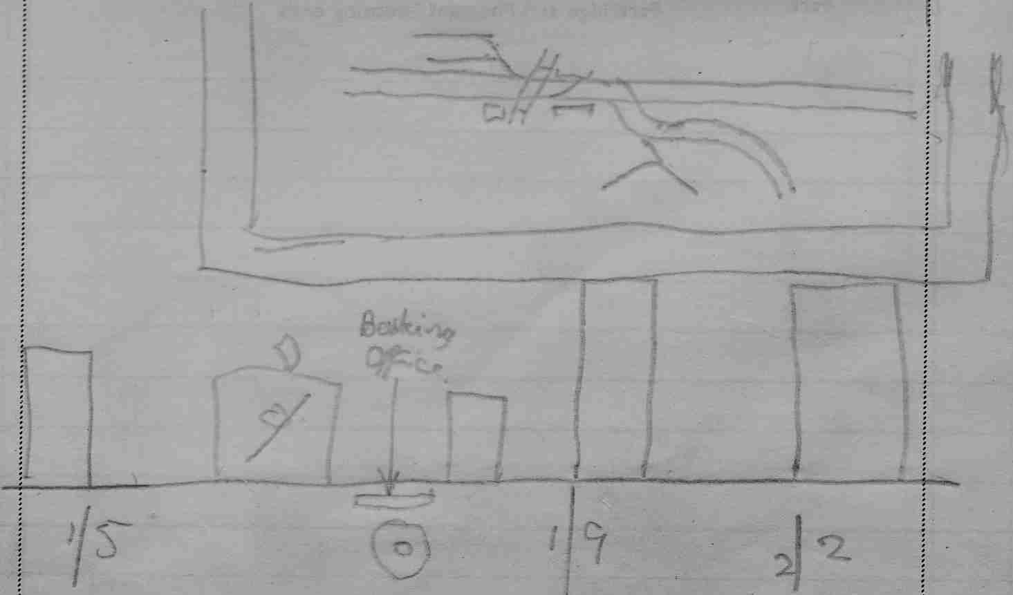 in diagram 7 below diagram 6 layout for roof level