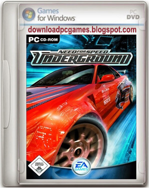 Need for speed underground 2 pc télécharger complete game rar