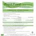Plant Feed - ΑΝΑΠΤΥΞΗΣ - Label