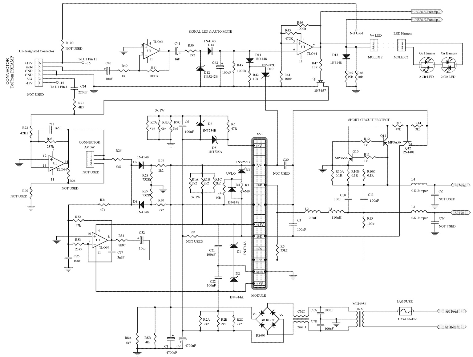 jbl pb subwoofer circuit diagram power bass series electro help circuit diagram schematic if you used the high level speaker inputs and there is no sound from any of the speakers