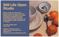Still Life Open Studios in Eugene: Join Me!
