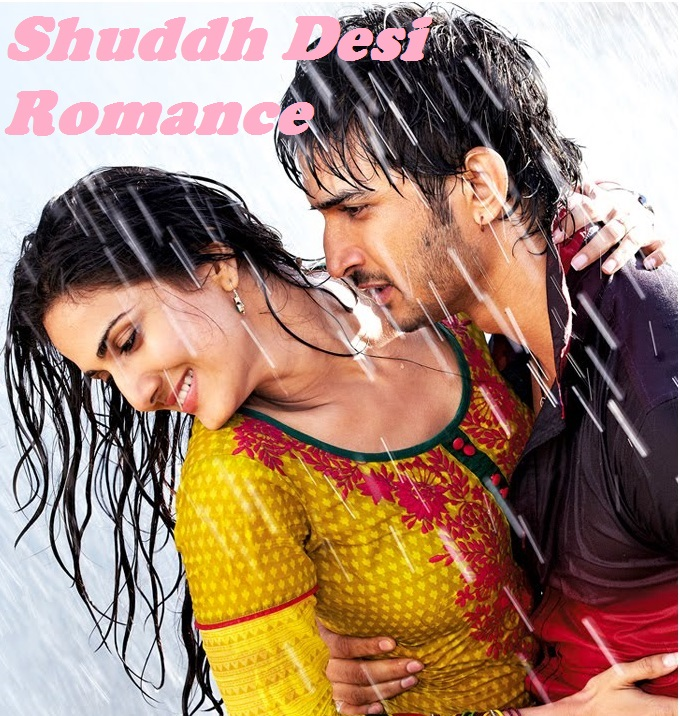 Shuddh Desi Romance 2013 Hindi Movie 400MB BluRay 480p ESubs