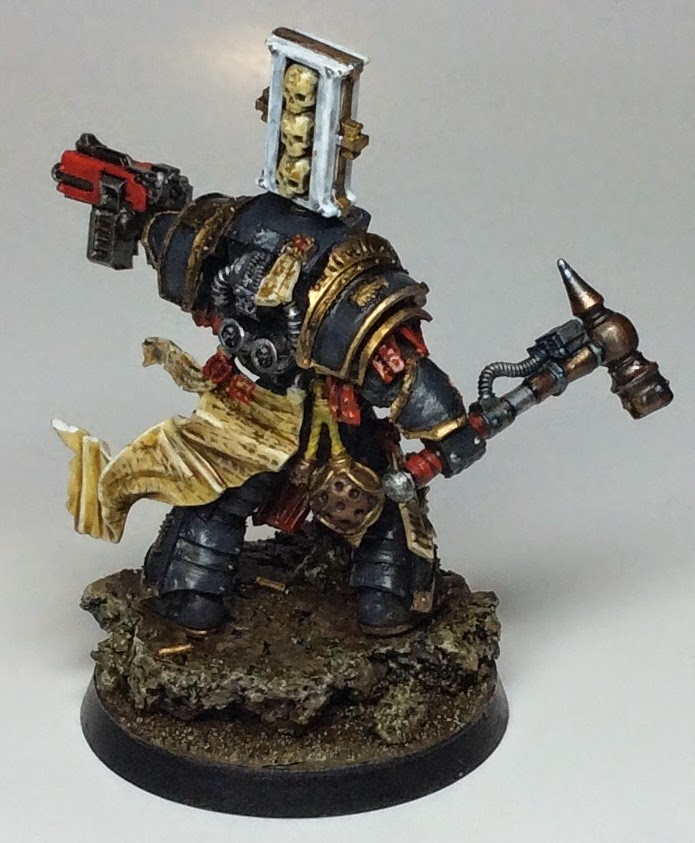 Ordo Malleus Inquisitor WIP Back