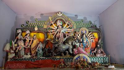 শেঠ কলোনী সার্বজনীন দুর্গা পূজা