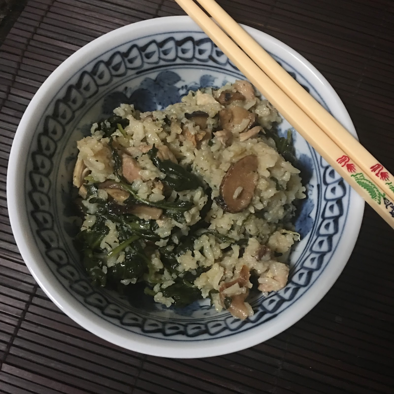 Rice Cooker Ginger Chicken and Coconut Rice