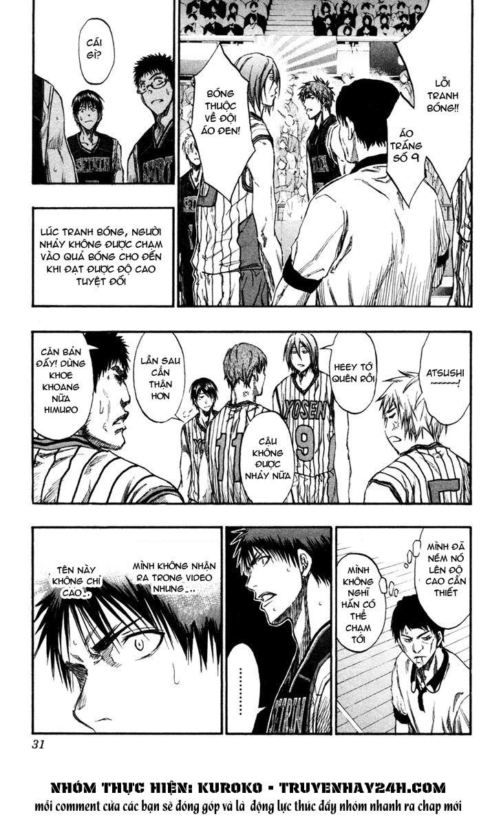 Kuroko No Basket chap 146 trang 5