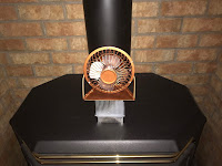 Eco Wood Stove Fan Revisited