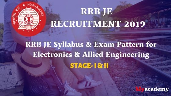 rrb je syllabus for electronics and allied engineering