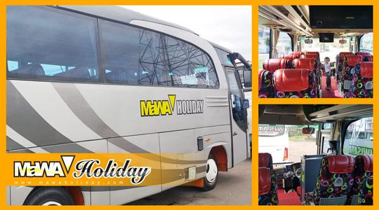 Harga Sewa Bus Wisata di Bandung