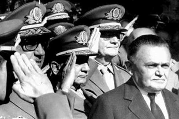 Governos do Regime Militar de 1964