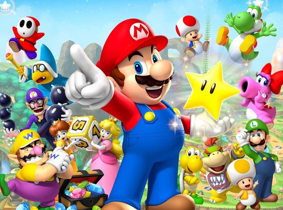 Nintendo 3ds mario party / Music events in denver