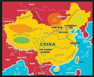 Daftar Suku Bangsa di Tiongkok China