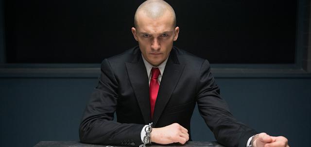 Rupert Friend este Agentul 47 în filmul Hitman: Agent 47