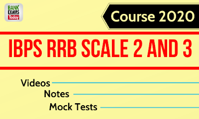 IBPS RRB Scale 2 GBO Course