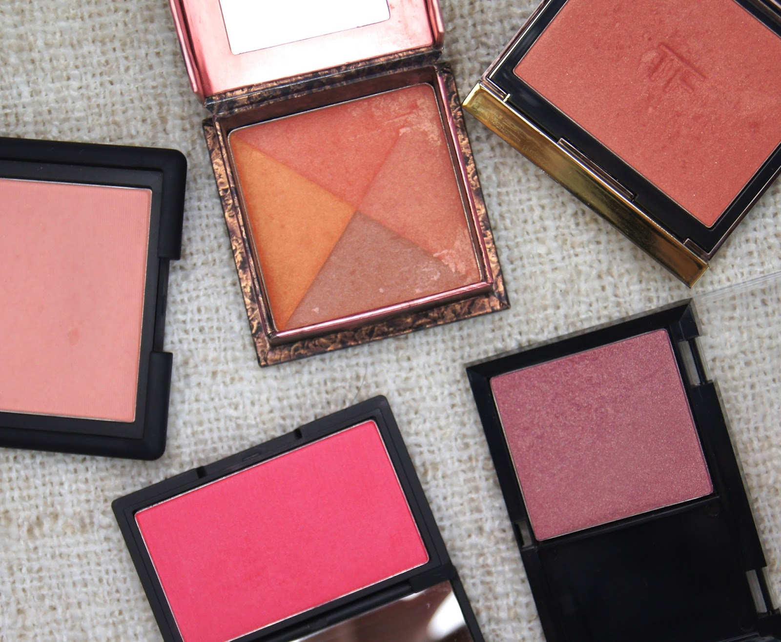 top 5 spring blushes review